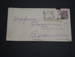 PAYS BAS / INDES - Entier Postal Surchargé Voyagé En 1900 - A Voir - L 2762 - Indes Néerlandaises
