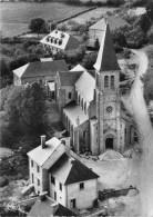58-MONSAUCHE- VUE AERIENNE DE L'EGLISE - Montsauche Les Settons