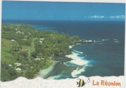 CPM:  LA REUNION  (france):  St. Joseph  -  Manapany.    (A+ 4759v) - La Réunion