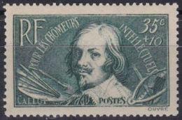 N° 381 ** CALLOT 1938 - Francia