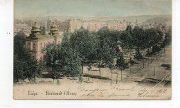 LIEGE Boulevard D  Avroy - Liege