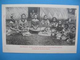 Wallis Et Futuna Carte Neuve TB - Wallis-Et-Futuna