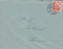 DR 469 EF, Mit Stempel: Soltau Land 13.10.1932 - Germania