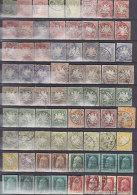 Bayern, Sammlung Von 239 Marken, Meist Gestempelt, 1867-1920 - Bayern