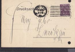 INFLA DR 224 A EF, Auf Drucksache Der Textil-Fabrikation, Mit Stempel: Berlin SW *19y  5.12.1922 - Infla