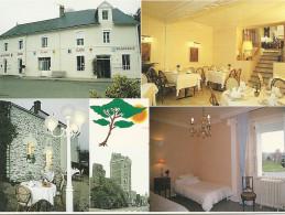 44   OUDON   HOTEL  RESTAURANT  LE  PORT - Oudon