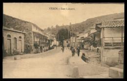 GALIZA - ORENSE - VERIN - S. Lázaro  Carte Postale - Orense