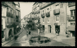 GALIZA - ORENSE - CHAFARIZES E FONTES -  Plaza Tipica  ( Ed. Grecor Nº 8)  Carte Postale - Orense