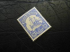 D.R.Mi 10  20Pf* Deutsche Kolonien (Neu-Guinea) 1900 - Kolonie: Duits Nieuw-Guinea