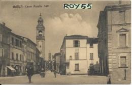 Emilia Romagna-faenza Corso Aurelio Saffi Veduta Animata Primi 900 - Faenza