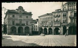 ESPANHA - GALIZA - ORENSE - Plaza Mayor ( Ed. Arribas Nº 105)  Carte Postale - Orense