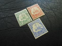 D.R.Mi 8-10  5/10/20Pf  Deutsche Kolonien (Neu-Guinea) 1900 - Mi 9,50 € - Colony: German New Guinea