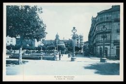 GALIZA - ORENSE - Plaza Concepcion ( Ed. L. Roisin Nº 14)carte Postale - Orense