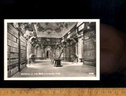 MELK An Der DONAU : Bibliothek Im Stift /  Bibliothèque Library - Melk