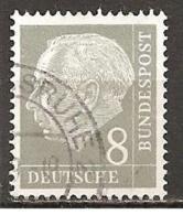 BRD 1954 // Michel 182 O - [7] Federal Republic