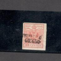Austria1850:Lombardei-Venetia   Michel3 - Gebraucht