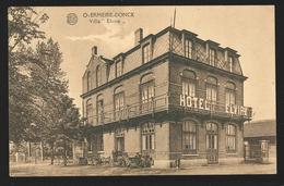 "G. CPA - OVERMEIRE DONCK - Villa "" Elvira "" - Hôtel   // - Berlare"