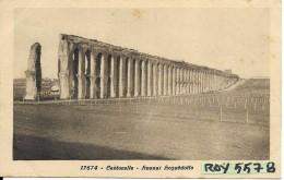 Lazio-roma Citta' Centocelle Veduta Avanzi Vecchio Acquedotto Romano - Autres
