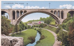 Luxembourg-Ville > Luxemburg-Stadt > Le Pont Adolphe - Luxembourg - Ville
