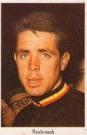 V4604 Cpa Cyclisme Reybroeck - Cyclisme