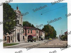 (*) Saluti Da S. Lorenzo - CASTELLUCCHIO - Mantova  Auto Car Pullman Autocarro Camion Fiat 500 Animata - Mantova
