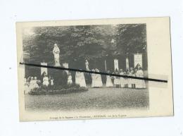 CPA -  Groupe De La Sagesse à La Procession - Roubaix , Rue De La Sagesse - Roubaix