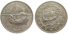 2 Pounds 1981 (Malta) Silver - Malta