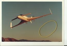 AIRPLANE  --  ORIG. PHOTO  --  USA  --  BEECH AIRCRAFT Co.  -  26 Cm  X 20 Cm  -  DESCRIPTION: REVERS SIDE - Aviation
