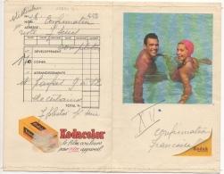 Foto/Photo. Ancienne Pochette Kodak Film. - Matériel & Accessoires