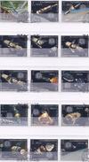Yemen Kingdom 1969 - Space Conquest : Mission On The Moon ( Mi 726/40 - YT Xxx ) Complete Issue - Jemen