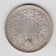 @Y@    India  1 Rupee  1862    (3099) - Inde