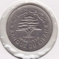 @Y@   Libanon  50 Piaster  1968    (3102) - Liban