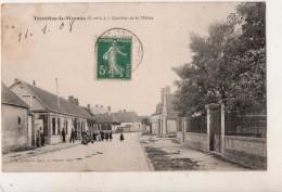 Tremblay Le Vicomte Quartier De La Mairie - France