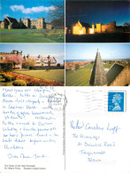 St Hilda's Priory At Sneaton Castle, Whitby, Yorkshire, England Postcard Posted 1999 Stamp - Whitby