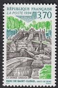 FRANCE Francia Frankreich - 1994 - Yvert 2905, La Grande Cascade Du Parc De Saint-Cloud, Neuf, Parfait - France