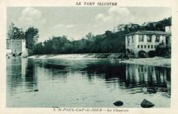 81 SAINT-PAUL CAP De JOUX  La Chaussée - Saint Paul Cap De Joux