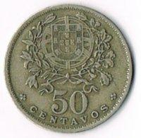 Portugal 1960 50 Centavos - Portugal