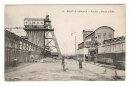 PAS-DE-CALAIS  /  PONT-à-VENDIN  /  LAVOIRS  ET  FOURS  à  COKE  ( Mine De Charbon ) /  Edit.  ELD  ( E. LE DELEY )
