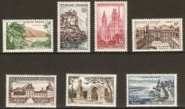 Leco - France Yv 1125/31 XX Neufs - - Neufs