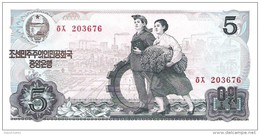 North Korea - Pick 19c - 5 Won 1978 - Unc - Corée Du Nord
