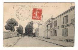 ESSONNE  /  ROUTE  DE  PARIS  AU  POINT  DU  JOUR  ( Restaurant  JULENIER ) /  Edit.  ELD  ( E. LE DELEY ) - Montgeron