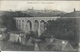 CP - 12 -Rodez - Viaduc De La Mouline 1917 - Rodez