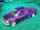 WELLY - FORD 150 PICK UP   NO BOITE  Scala 1/24 - Welly