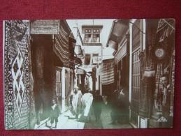 TUNISIA / TUNIS / RUE DE L'EGLISE / 1930-40 - Tunesien
