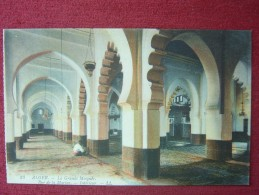 ALGERIA / ALGER - ALGIERS / LA GRANDE MOSQUE / 1920-30 - Algerien