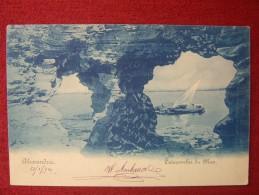 EGYPT / ALEXANDRIA - CATACOMBES DU MEX / TO HUNGARY / 1901 - Alexandria