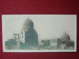EGYPT / CAIRO - THE TOMBS OF THE KALIFS / TO ROMANIA - BRASOV / 1930 - Kairo