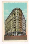 ::: ATLANTA : Piedmont Hôtel , A Modern Fireproof Hotel - - Atlanta