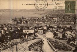 13 - MARSEILLE - Vue Panoramique - Asile Sancta-Maria - Marseille