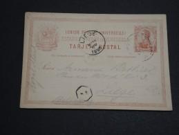 VENEZUELA - Entier Postal Pour Paris En 1910 - A Voir - L 2839 - Venezuela